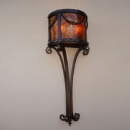 Lighting Innovations WB12068 11.4 Wide x 27.5 Tall Lamp Sconce