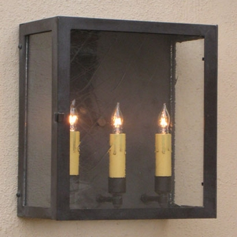Lighting Innovations WB1300 Outdoor 4 Wide x 7.3 Tall Wall Sconce Light