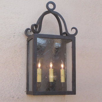 Lighting Innovations WB1312 Outdoor 4.3 Wide x 11.8 Tall Wall Sconce Lighting