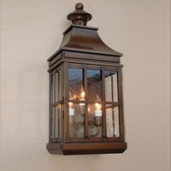 Lighting Innovations WB2015 Exterior 5.6 Wide x 14.1 Tall Wall Light Sconce