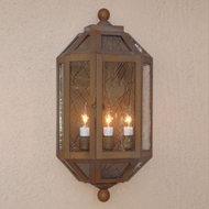 Lighting Innovations WB2211 Outdoor 8 Wide x 16 Tall Wall Lamp