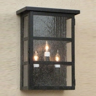 Lighting Innovations WB4532 Exterior 9  Wide x 12  Tall Wall Sconce Lighting