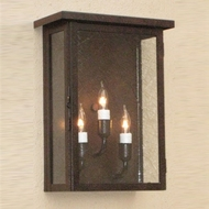 Lighting Innovations WB4732 Exterior 9  Wide x 12  Tall Wall Sconce Lighting
