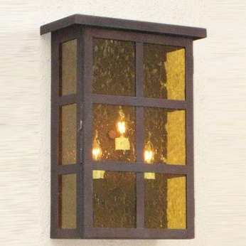 Lighting Innovations WB4832 Exterior 9 Wide x 12 Tall Wall Light Sconce