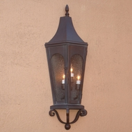 Lighting Innovations WB8073 Outdoor 12 Wide x 29.4 Tall Wall Light Sconce