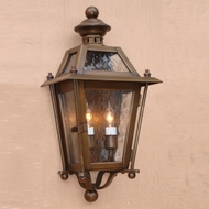 Lighting Innovations WB9228 Exterior 12 Wide x 24 Tall Wall Mounted Lamp