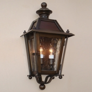 Lighting Innovations WB9326 Exterior 8 Wide x 16.3 Tall Wall Lamp