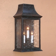 Lighting Innovations WB9406 Outdoor 12 Wide x 13.8 Tall Wall Lighting Sconce