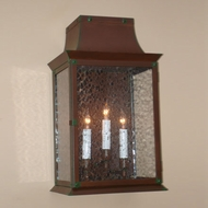 Lighting Innovations WB9530 Exterior 6.1 Wide x 10.8 Tall Wall Lamp