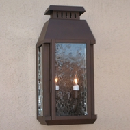 Lighting Innovations WB9623 Outdoor 11  Wide x 23.6  Tall Sconce Lighting