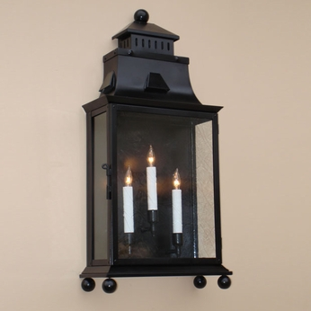 Lighting Innovations WB9941 Outdoor 8.3 Wide x 20 Tall Wall Lamp