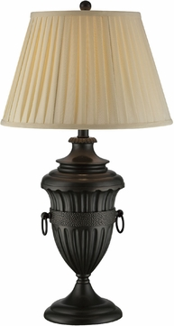 Lite Source C41259 Lachlan Traditional Dark Bronze Finish 29.25 Tall Table Light