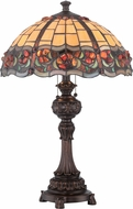 Lite Source C41341 Deana Tiffany Dark Bronze Table Lighting