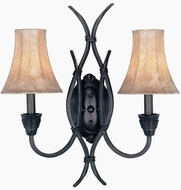 Lite Source C7423-W Bantry Traditional Antique Brown Wall Sconce