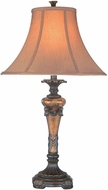 Lite Source CF4308 Muir Traditional Oil-Rubbed Bronze Finish 29  Tall Lighting Table Lamp