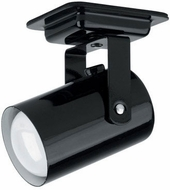Lite Source LS-117BLK Mini Spot Black LED Spot Ceiling Lighting