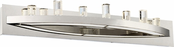 Lite Source LS-16221 Elina Chrome LED 32  Lighting For Bathroom