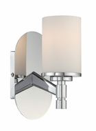 Lite Source LS-16311 Lina Contemporary Chrome Wall Sconce