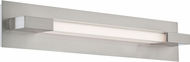 Lite Source LS-16767 Modern Polished Steel LED Bathroom Light