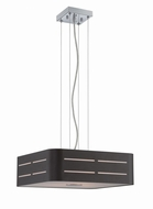 Lite Source LS-19644 Birungi Contemporary Coffee Foyer Lighting Fixture