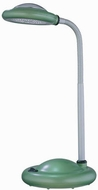 Lite Source LS-21616LGRN Lykta Light Green LED Desk Lamp