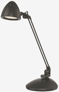 Lite Source LS-22399BLK Donati Modern Black LED Study Lamp