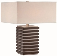 Lite Source LS-22674 Dante Contemporary Polished Steel Lighting Table Lamp