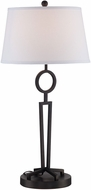 Lite Source LS-22688 Tiona Dark Bronze Table Lamp