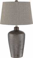 Lite Source LS-23062 Clayton Bronze Table Top Lamp