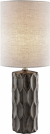 Lite Source LS-23190G Halsey Gunmetal Table Light