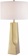 Lite Source LS-23199GOLD Tyrell Gold Side Table Lamp