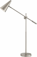 Lite Source LS-23217BN Tilman Modern Brushed Nickel LED Desktop Lamp