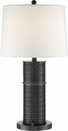Lite Source LS-23293 Glanis Modern Dark Bronze LED Lighting Table Lamp