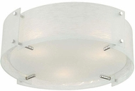 Lite Source LS-5419CFRO Kaelin Chrome Ceiling Lighting Fixture