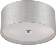 Lite Source LS-5569CSIL Silvain Chrome Finish 6.5  Tall Ceiling Lighting