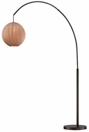 Lite Source LS-82791 Kaden Modern Copper Bronze Fluorescent Floor Lighting