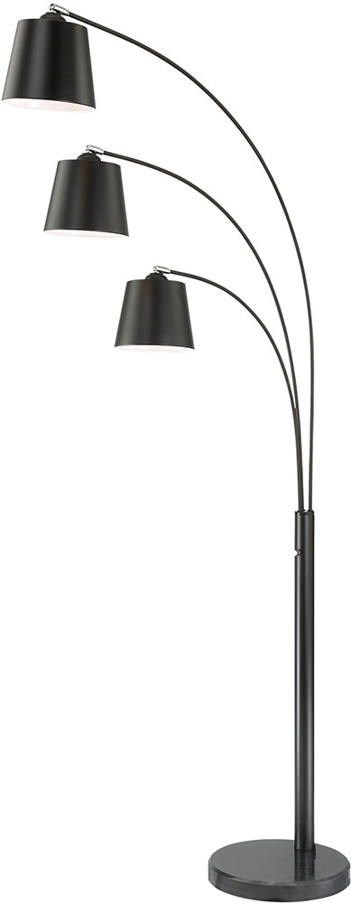 Lite source ls 83033blk quana modern black arc floor lamp light ls lite source ls 83033blk quana modern black arc floor lamp light loading zoom aloadofball Gallery
