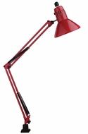 Lite Source LS105 Clamp-on Swing-Arm Desk Lamp