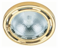 Lite Source LS1202PB Mini Lite 2 Inch Diameter Polished Brass Finish Recessed Lighting