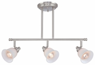 Lite Source LS18723 Alcee Contemporary Small 3-light Kitchen Island Lighting