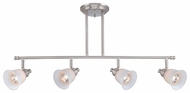 Lite Source LS18724 Alcee Large 4-lamp Modern Kitchen Island Light