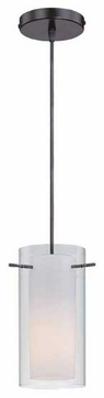 Lite Source LS19772 Jaden Contemporary Small Mini Pendant Light