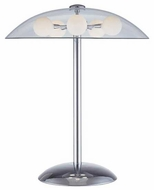 Lite Source LS20737CFRO Triska Contemporary Table Light