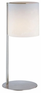 Lite Source LS20844PSFRO Velia Contemporary Table Lamp