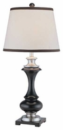 Lite Source LS20866PSDWAL Walta Contemporary Table Light