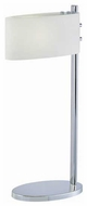 Lite Source LS21516CFRO Hovan Contemporary Table Light