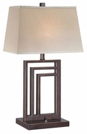 Lite Source LS21703 Cubist Modern Table Lamp