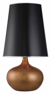 Lite Source LS21713GOLD Griffin Table Lamp in Gold