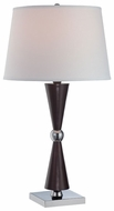 Lite Source LS21799 Celso Modern Wood Table Lamp
