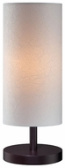 Lite Source LS21855 Roland Paper Shade Table Lighting